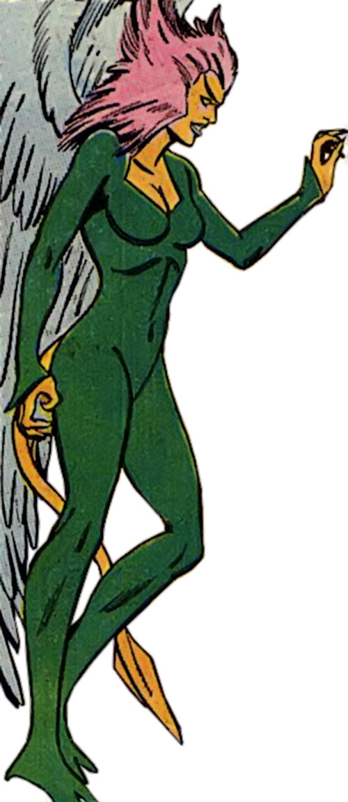 Shrike of the Cadre and Suicide Squad (DC Comics)