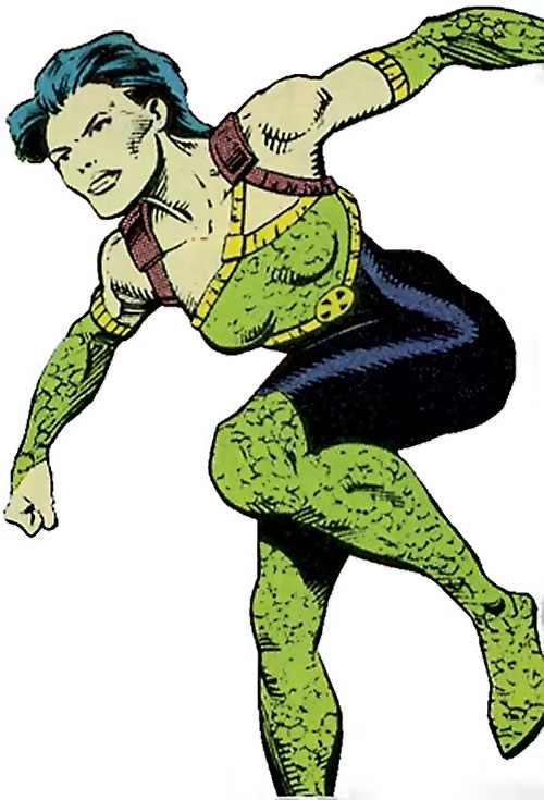 Sidewinder of Task Force X (Suicide Squad enemy) (DC Comics)