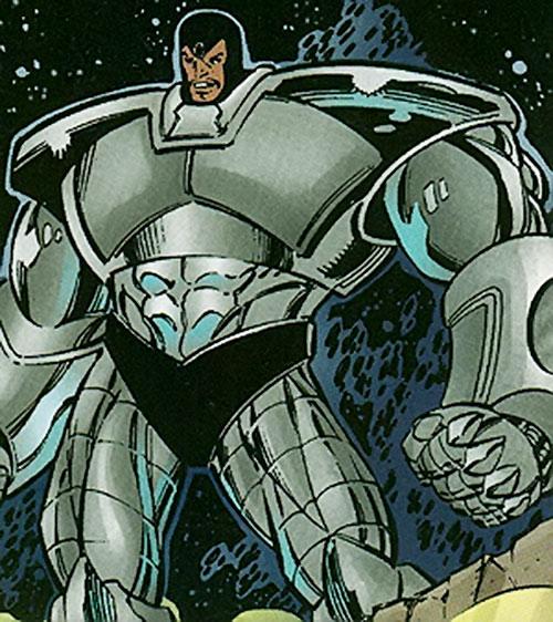 Siege (Sovereign 7 enemy) (DC Comics)