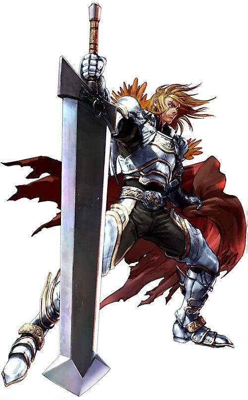 Siegfried Schtauffen (Soul Calibur)