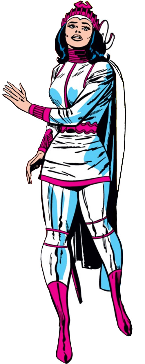 Sif (Thor ally) (Marvel Comics) by Kirby