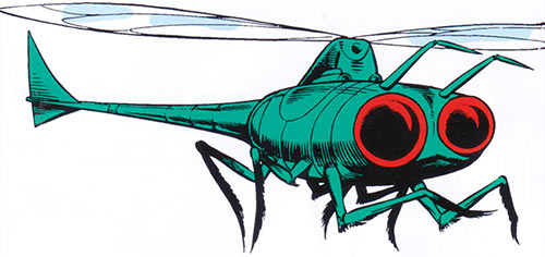 Sikorsky of the Starjammers (Marvel Comics / X-Men)