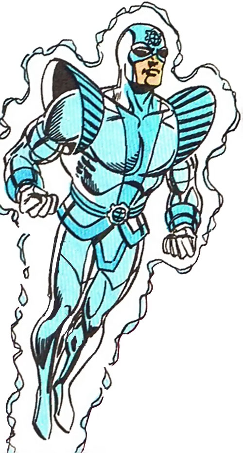 Silver Scarab of Infinity, Inc. (Hector Hall) (DC Comics)