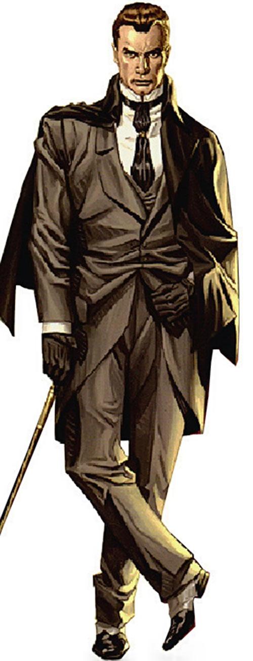Simon Archard (Ruse comics)