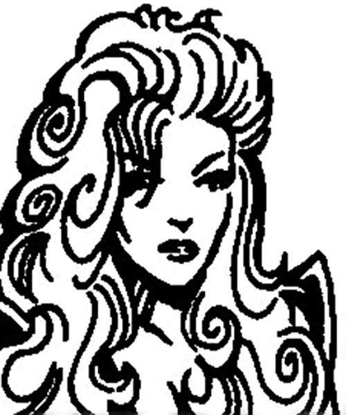 Siren (Villains & Vigilantes RPG) portrait