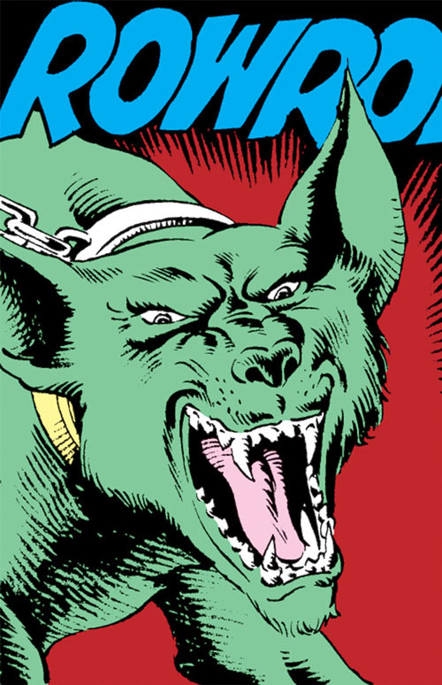 Sirius the Gamma Dog (Hulk character) (Marvel Comics)