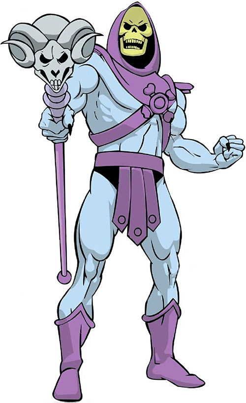 Skeletor (Masters of the Universe 1980s cartoon)