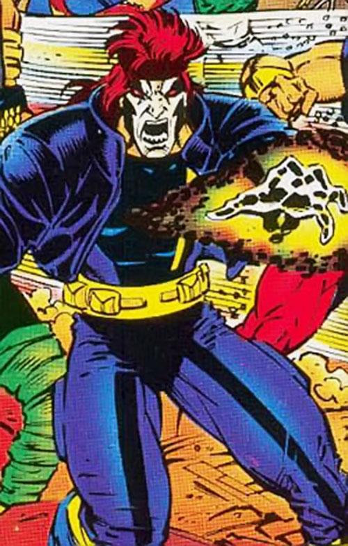 Skullfire of the X-Men 2099 (Marvel Comics)