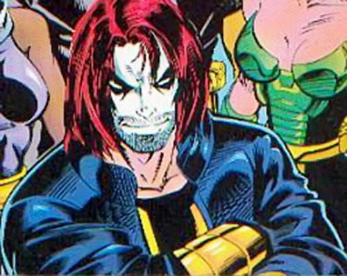 Skullfire of the X-Men 2099 (Marvel Comics) portrait