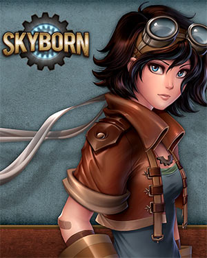 Skyborn video game cover