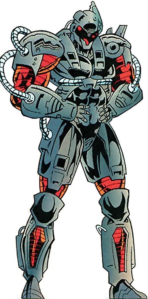Slagg (Teen Titans enemy) (DC Comics)