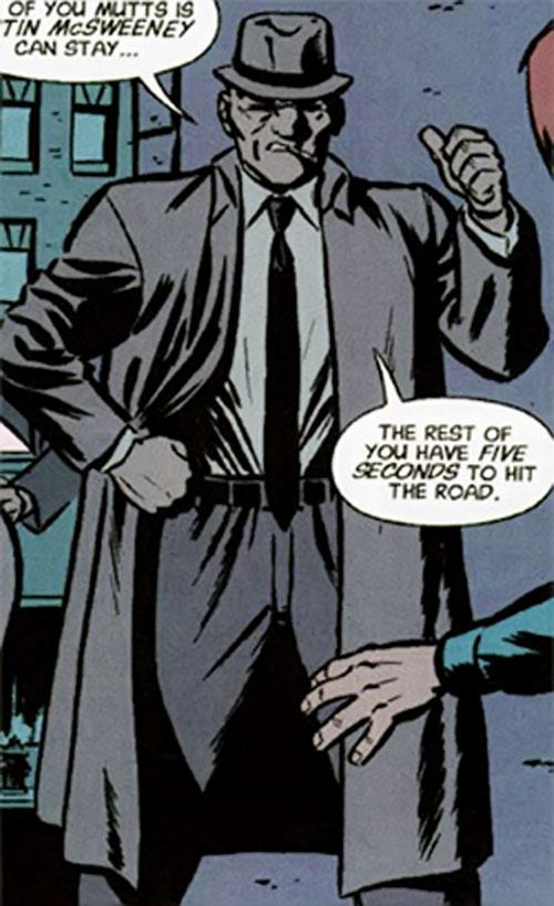 Slam Bradley (DC Comics) (Catwoman ally)