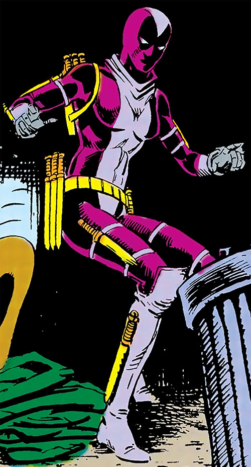 Slash (Batgirl enemy) (DC Comics)
