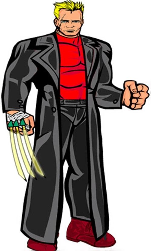 Slasher (DC Heroes RPG)