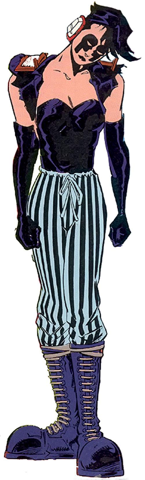Sleepwalker of the Brotherhood of Dada (Doom Patrol)