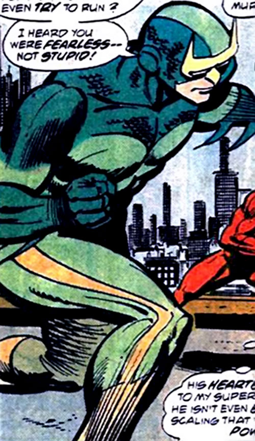 Smasher (Daredevil enemy) (Marvel Comics)