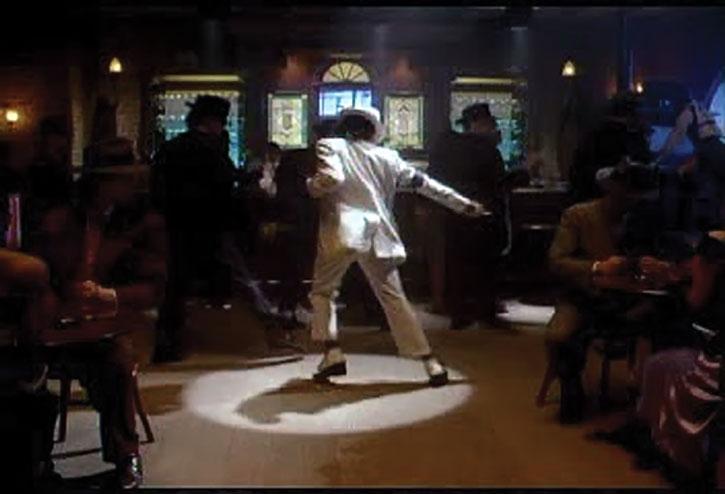 Smooth Criminal (Michael Jackson) dancing
