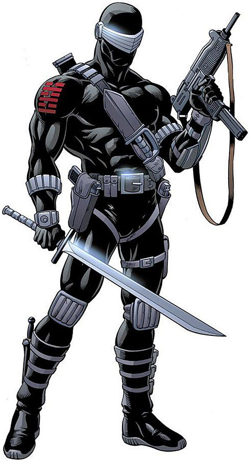 Snake Eyes (G.I. Joe comics)