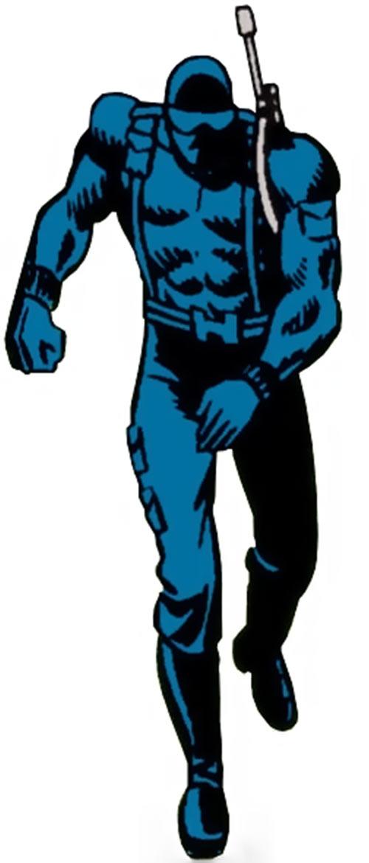 Snake Eyes (GI Joe Marvel Comics) older costume