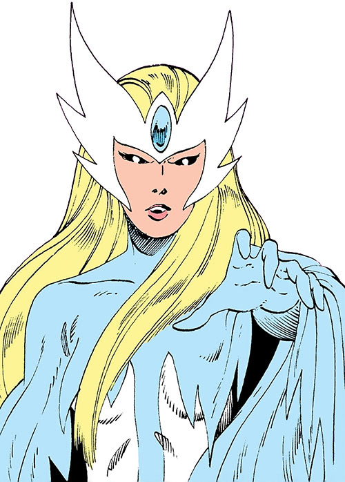 Snowbird (Alpha Flight) (Marvel Comics) portrait