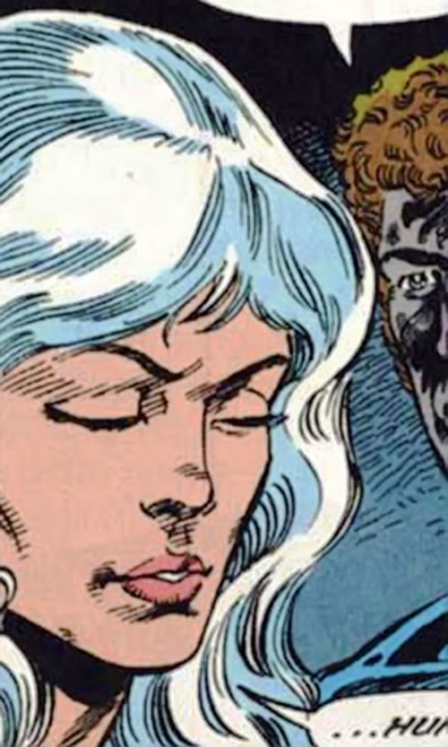 Snowbird (Alpha Flight) (Marvel Comics) in early human form