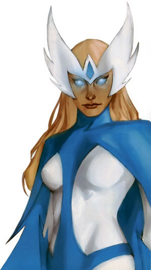 Snowbird (Alpha Flight) (Marvel Comics)