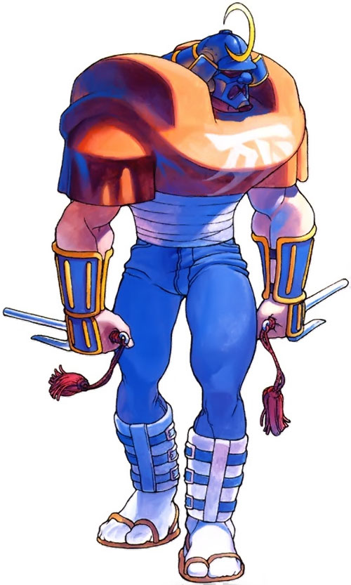 Sodom (Street Fighter)