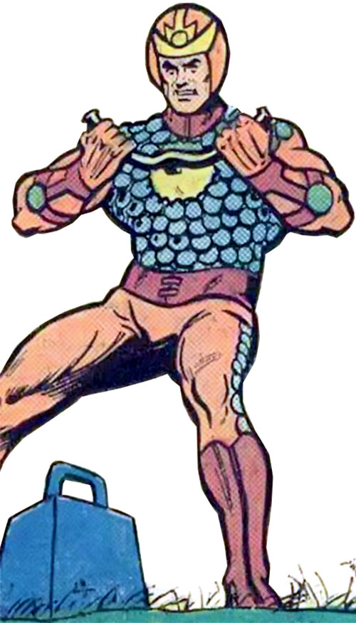 Solarman (Superman enemy)