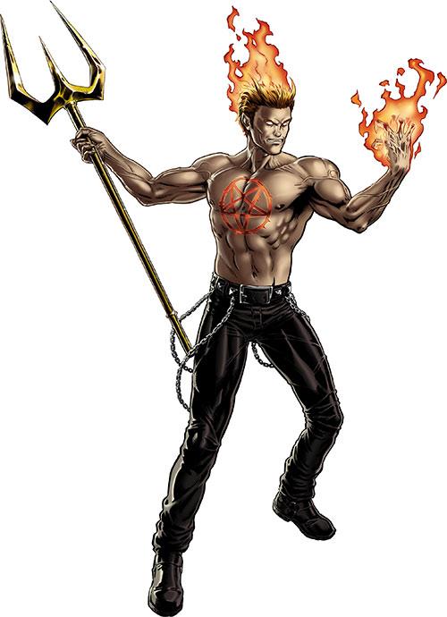 Son of Satan (Marvel Comics) modern appearance