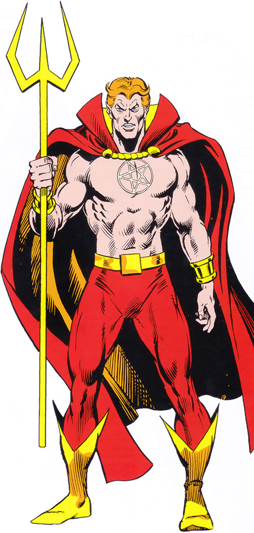 Son of Satan (Marvel Comics) early appearance