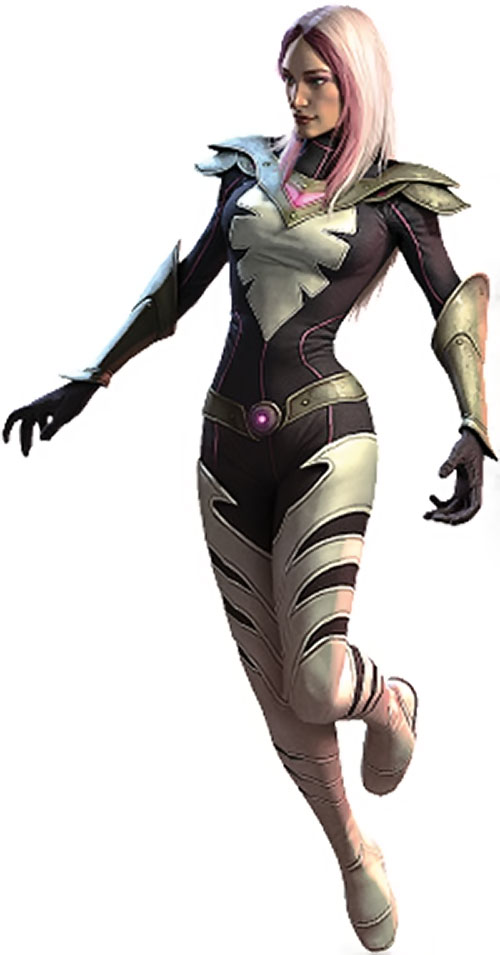 Songbird of the Thunderbolts (Marvel Comics) video game render