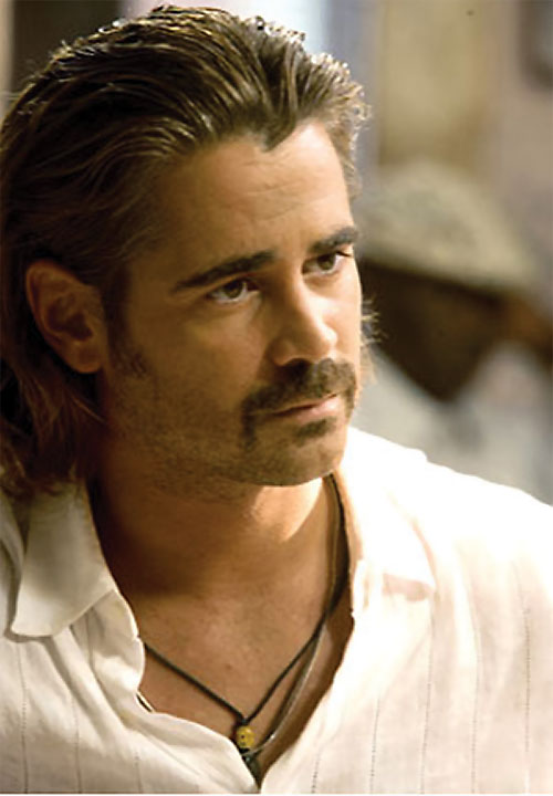 Miami Vice - Sonny Crockett - Colin Farrell - Movie ...