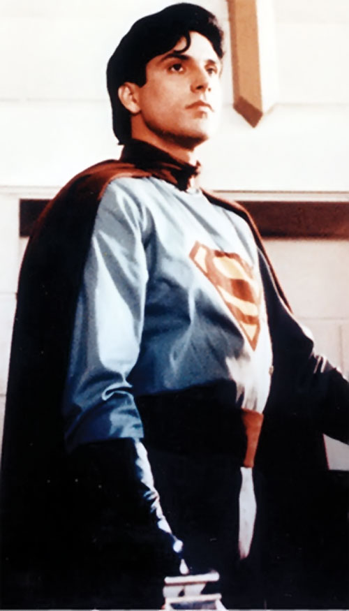 Superboy (TV series) as Sovereign