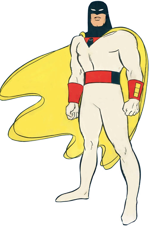 Space Ghost (Hanna Barbera cartoon)