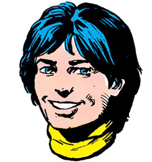 Sparkler - DC Comics - Force of July - Outsiders - Portrait