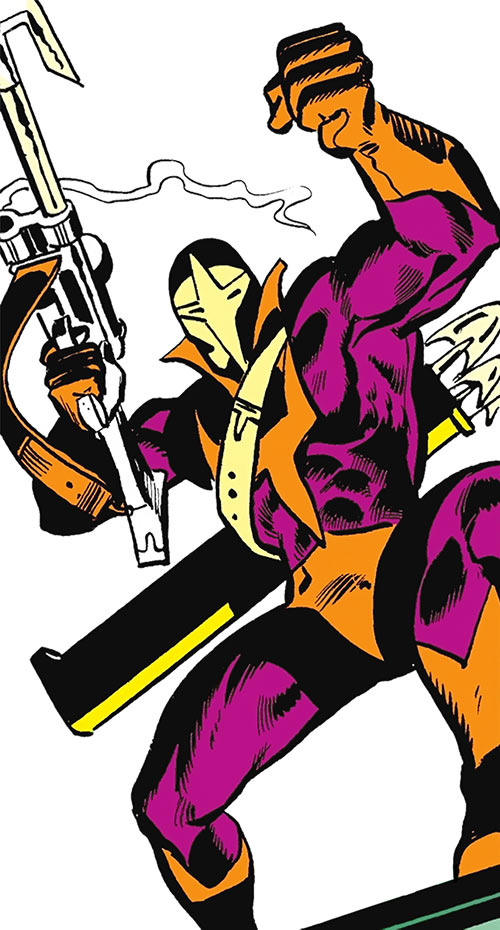 Spear (Luke Cage enemy) (Marvel Comics)