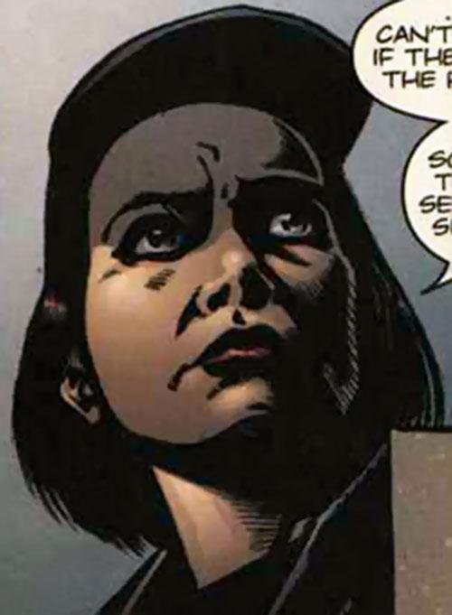 Specialist Steiner (Fury MAX) (Marvel Comics)