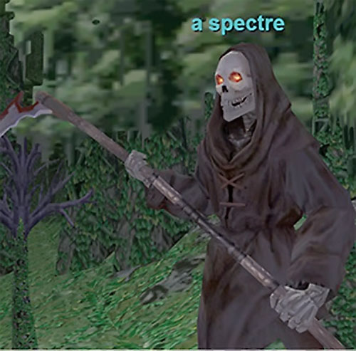 Spectre in Everquest 2 screenshot