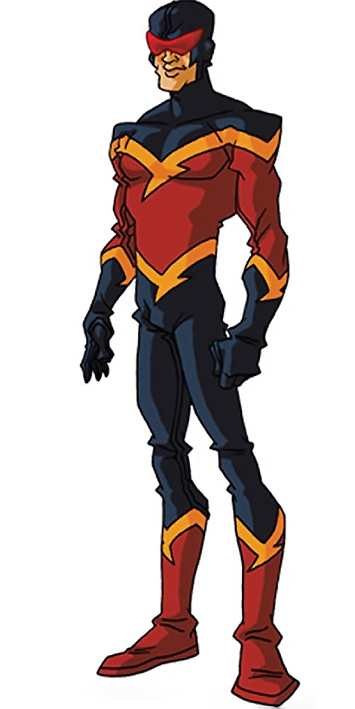 Speed Demon of the Thunderbolts (Marvel Comics) by RonnieThunderbolts
