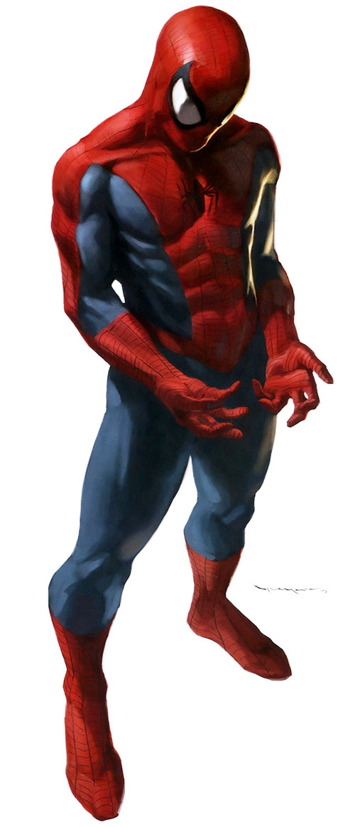 Spider-Man (Marvel Comics) (Peter Parker) by Djurdjevic
