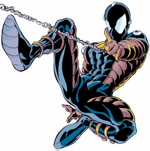 Spider-Man (Marvel Comics) (Peter Parker) - anti-Electro costume