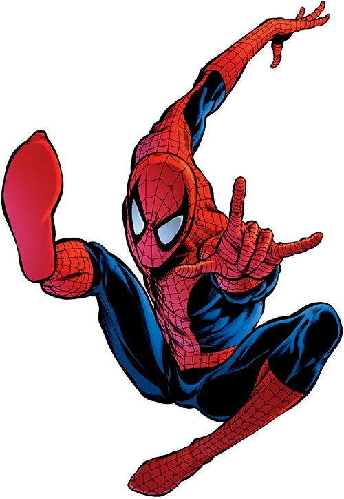 Spider-Man (Marvel Comics) (Peter Parker)