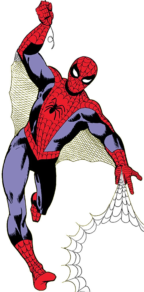 Early Spider-Man (Marvel Comics Lee Ditko)