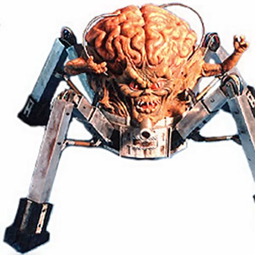 Spider Mastermind in the Doom video game - statuette
