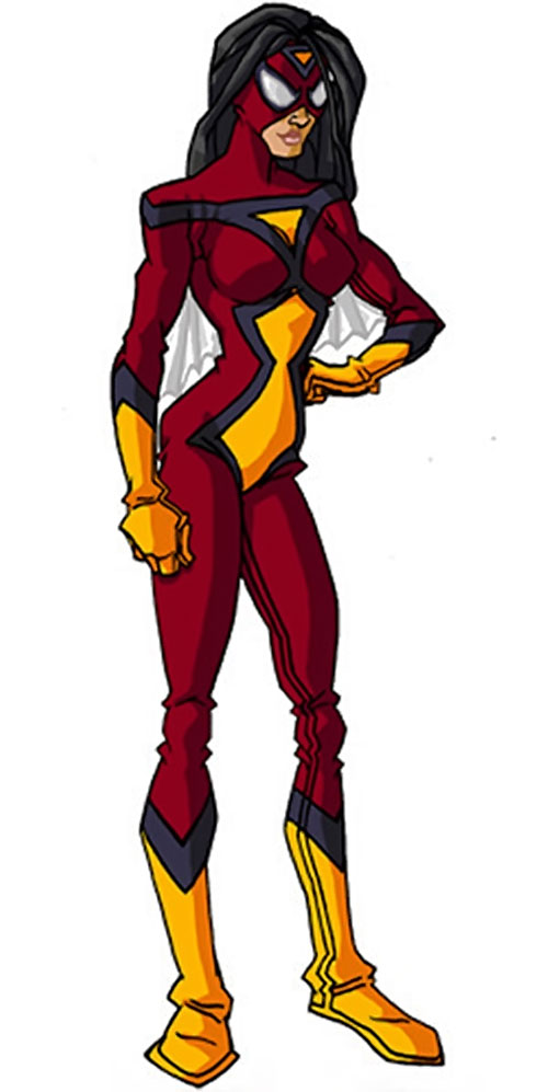 Marvel Spider Woman Jessica Drew