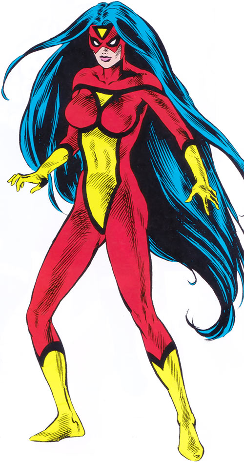 Spider-Woman (Marvel Comics) during the 1980s