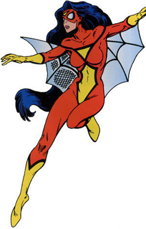 Spider-Woman (Marvel Comics) by Art Adams
