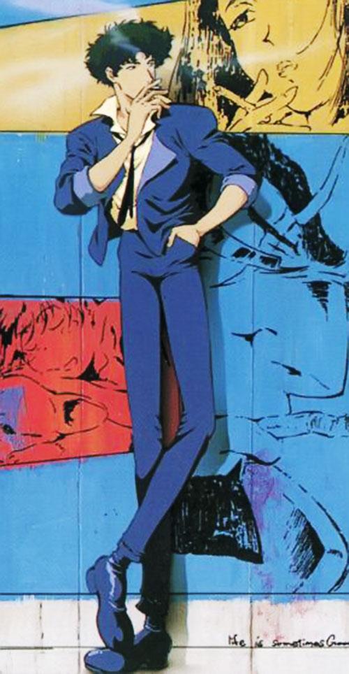 Spike Siegel (Cowboy Bebop)