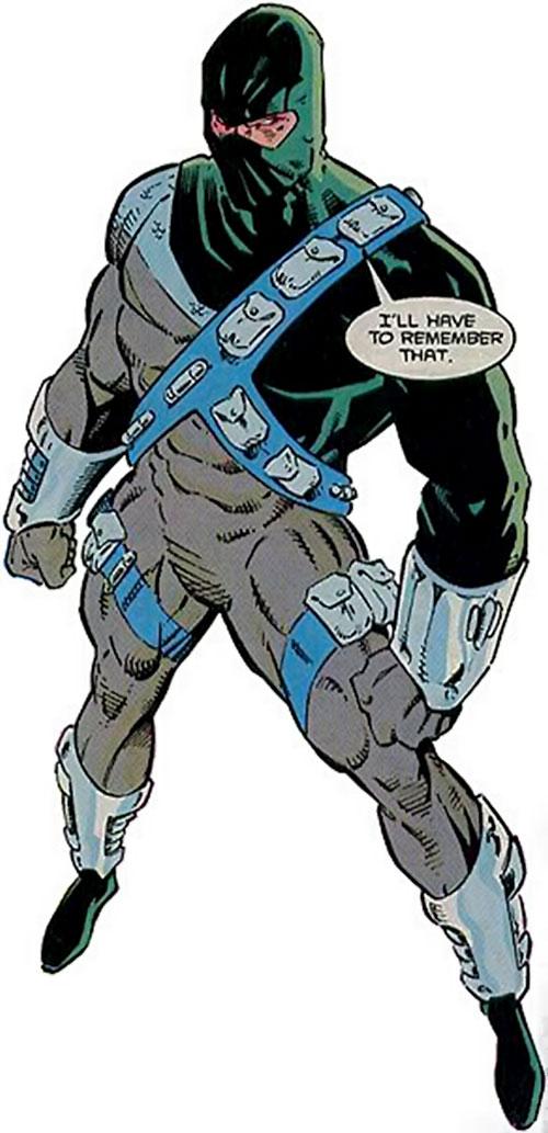 Splice (Wonder Man enemy) (Marvel Comics)