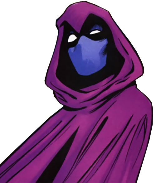 Spoiler (Stephanie Brown) portrait